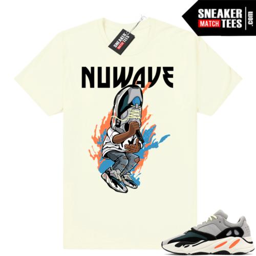 Yeezy Boost 700 Wave Runner Shirt Match