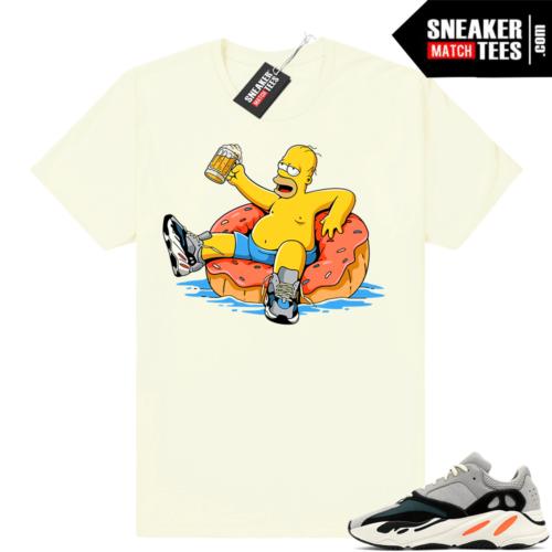 Yeezy Boost 700 Wave Runner Sneaker tees