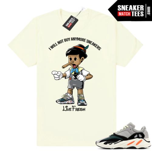 Yeezy Boost 700 Wave Runner T shirt