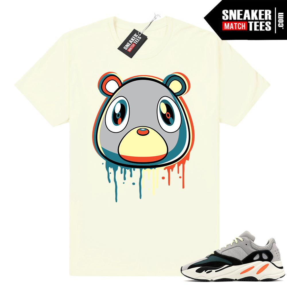 Yeezy bear Wave Runner 700 shirt