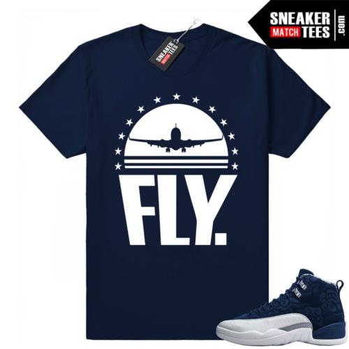 Air Jordan Retro 12 sneaker shirts international Flight