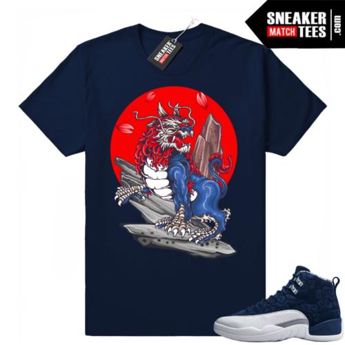 Jordan 12 Japan Sneaker tee shirts