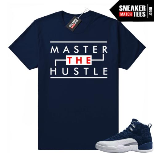 Jordan 12 sneaker shirt International Flight