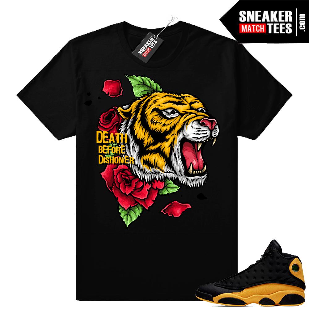 Jordan 13 Melo Sneaker tee shirts match