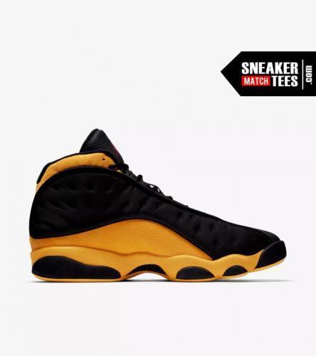 Jordan 13 Melo shirts match sneakers (2)