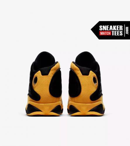 Jordan 13 Melo shirts match sneakers (6)