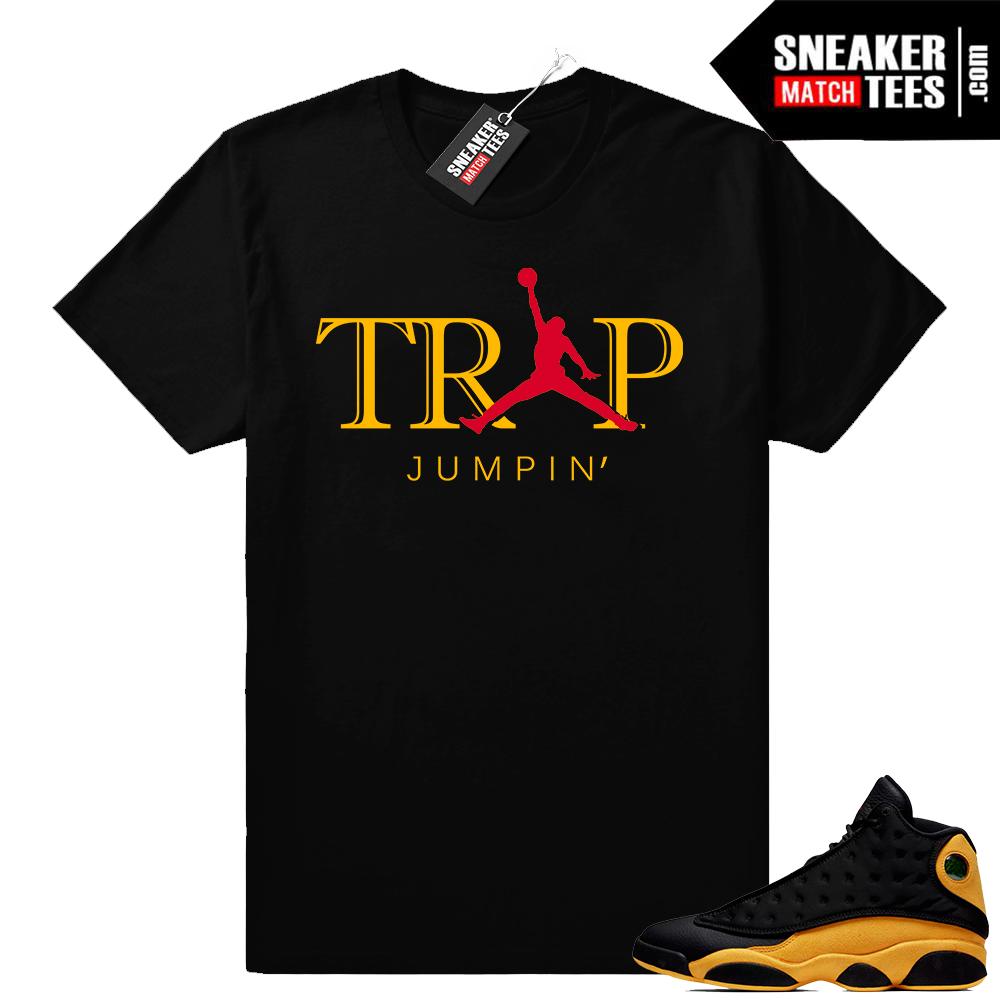Jordan 13 shirts match sneakers Melo 13s