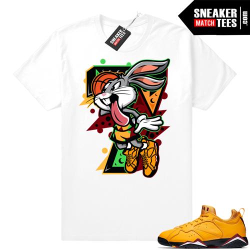 Jordan 7 low taxi t-shirts