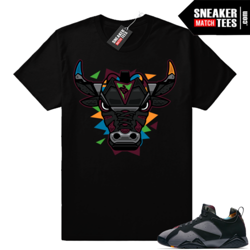 Jordan Bordeaux t-shirt