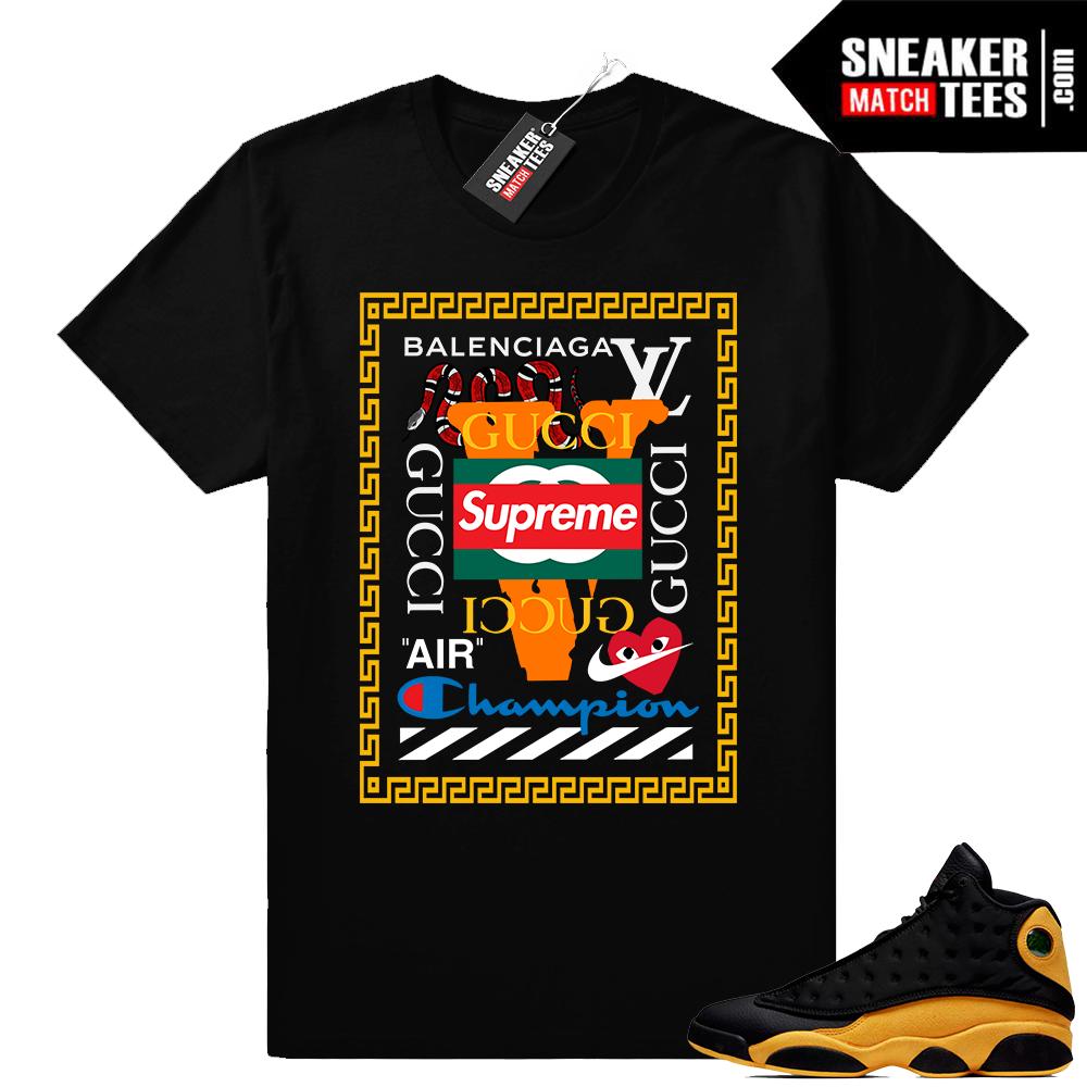 Jordan Retro 13 Melo Sneaker tees shirt