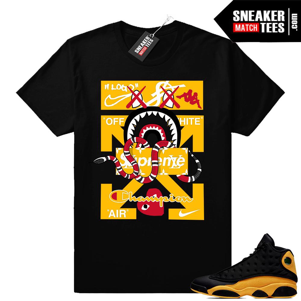 Jordan Retro 13 shirt Melo 13s