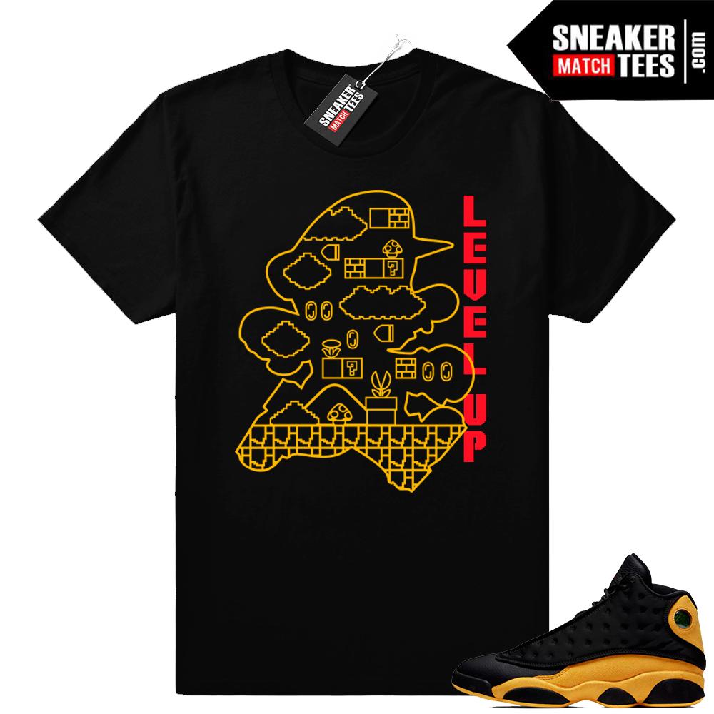 Jordan Retro 13 sneaker apparel