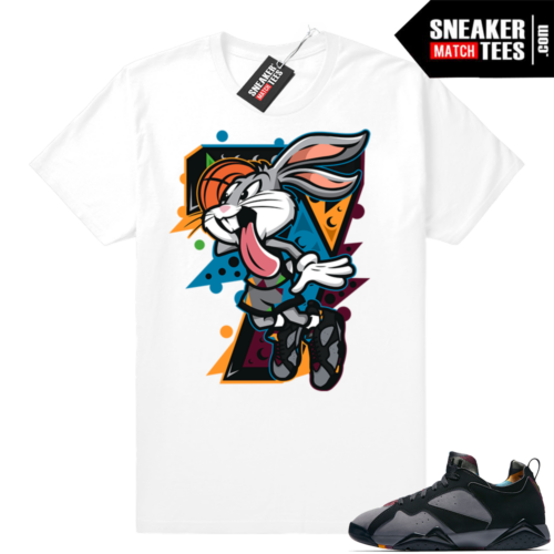 Jordan shirt Bordeaux 7 low