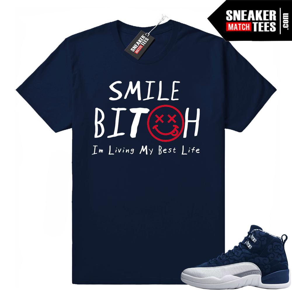 Living My Best Life shirt Jordan 12