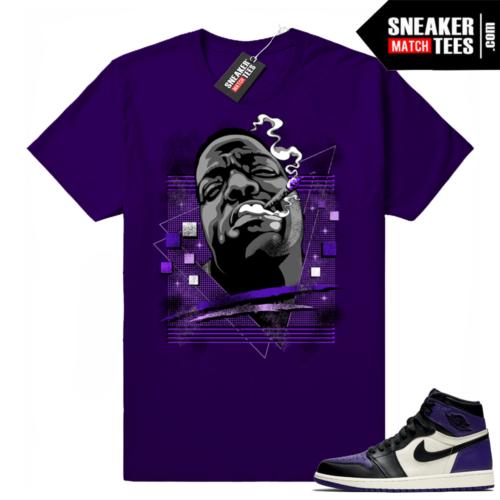 Match Jordan 1 sneaker tees