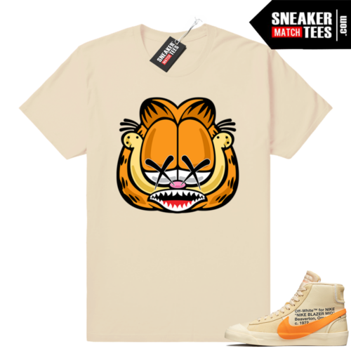 Match Nike Blazer OFF-white All Hallows Eve shirt