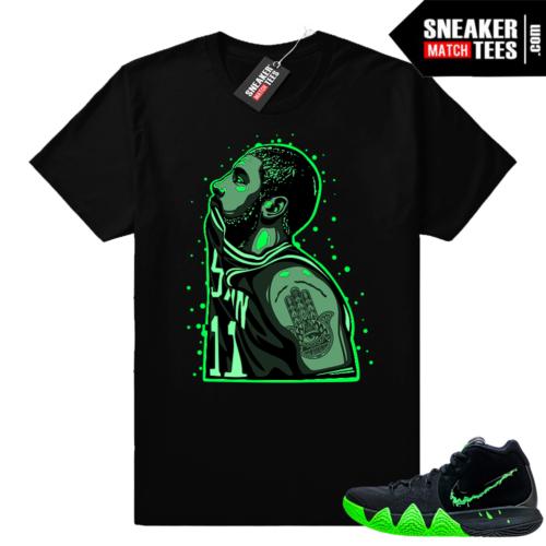 Match Nike Kyrie 4 Halloween Shirt