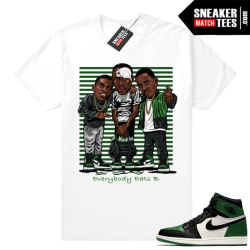 Pine Green 1 matching shirt