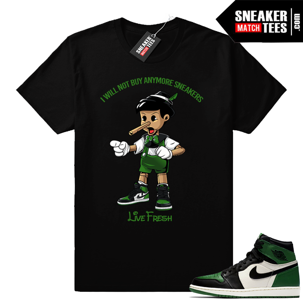 Pine Green 1 sneaker shirt outfits