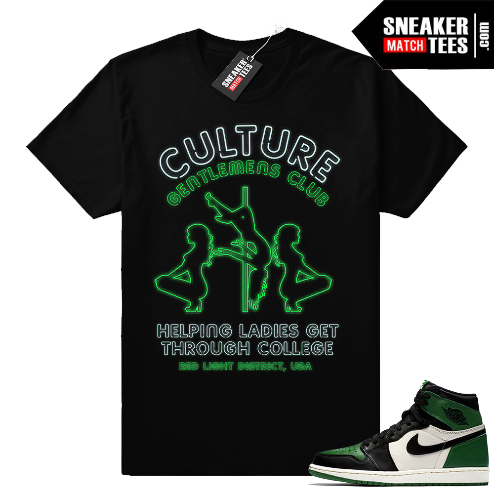 Pine Green 1s Gentlemens Club