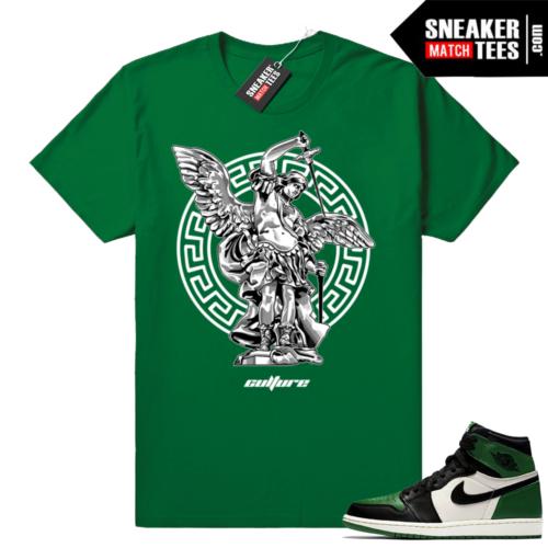 Pine Green 1s shirts