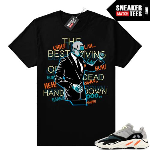 Yeezy Shirt Match Wave Runner
