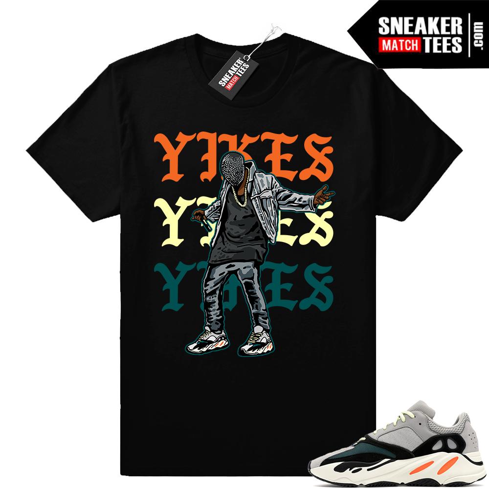 Yeezy shirt Wave Runner 700