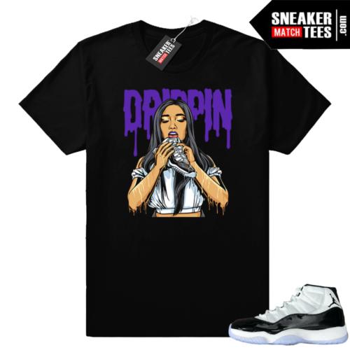 Air Jordan 11 Concord Jordan shirt