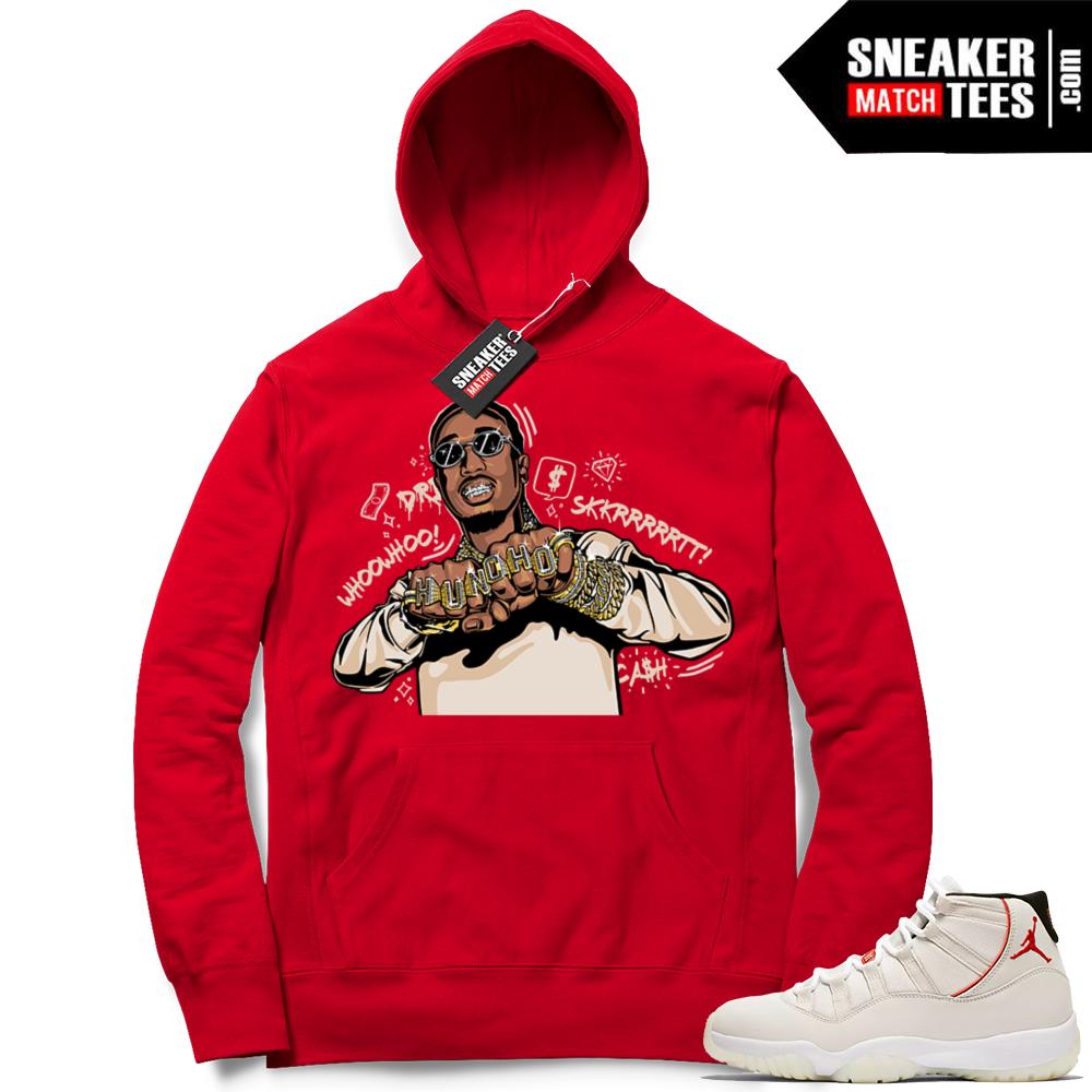 Air Jordan 11 Huncho Drip Hoodie