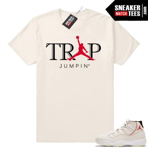Air Jordan 11 Trap Jumpin shirt