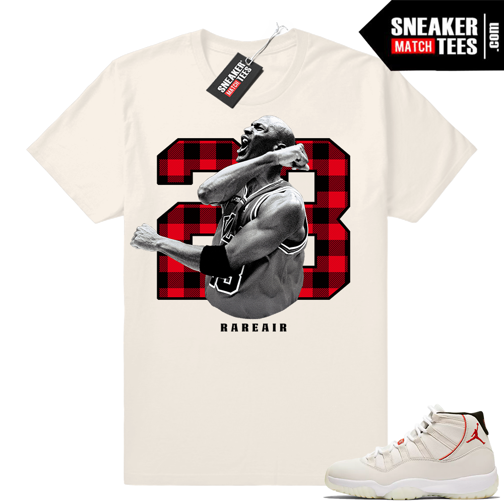 Air Jordan 11 retro shirts