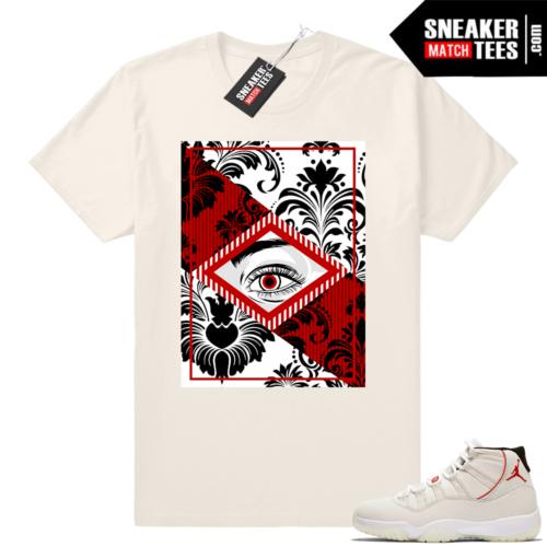 Air Jordan retro 11 t-shirts