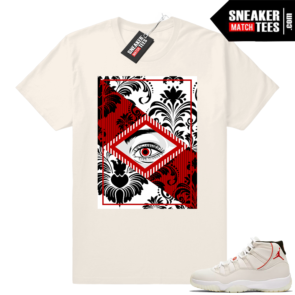 Air Jordan retro 11 t-shirts