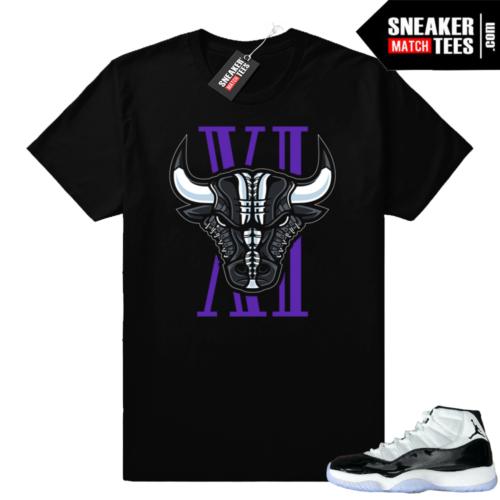 Air jordan 11 Concord shirts