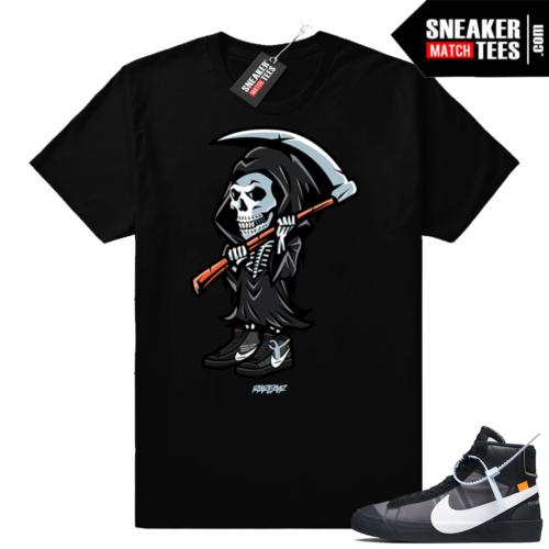 Off-white Nike Blazer Grim Reaper