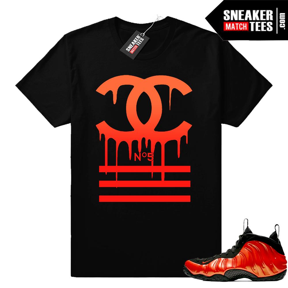 Habanero Nike Foamposite shirt