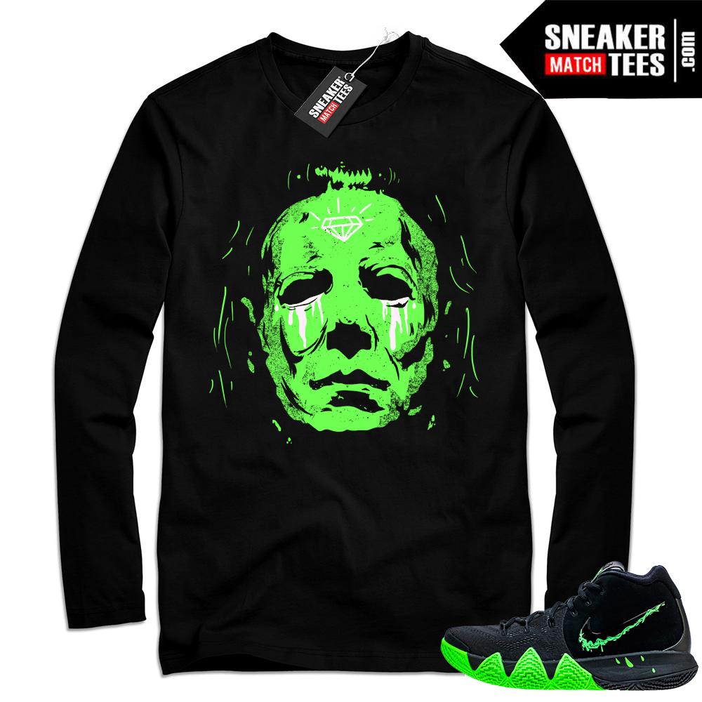 Halloween Kyrie 4 shirt