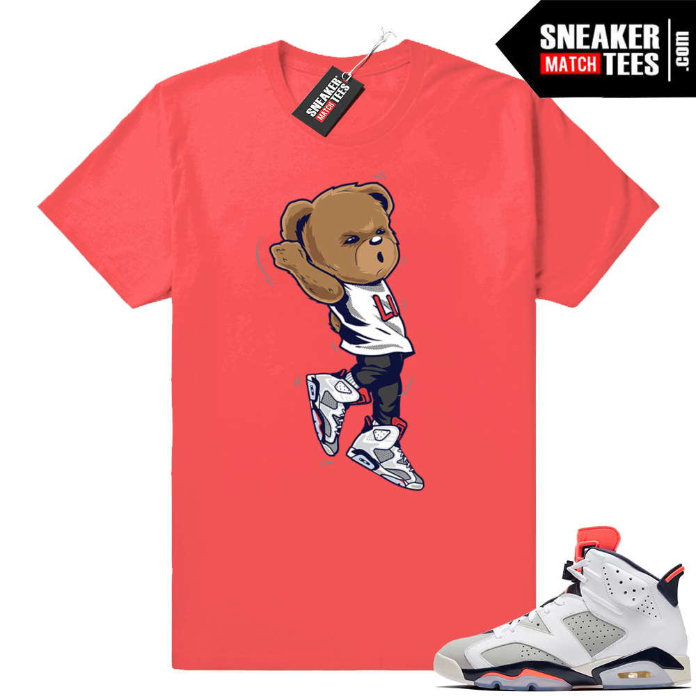 Infrared Tinker 6s shirt