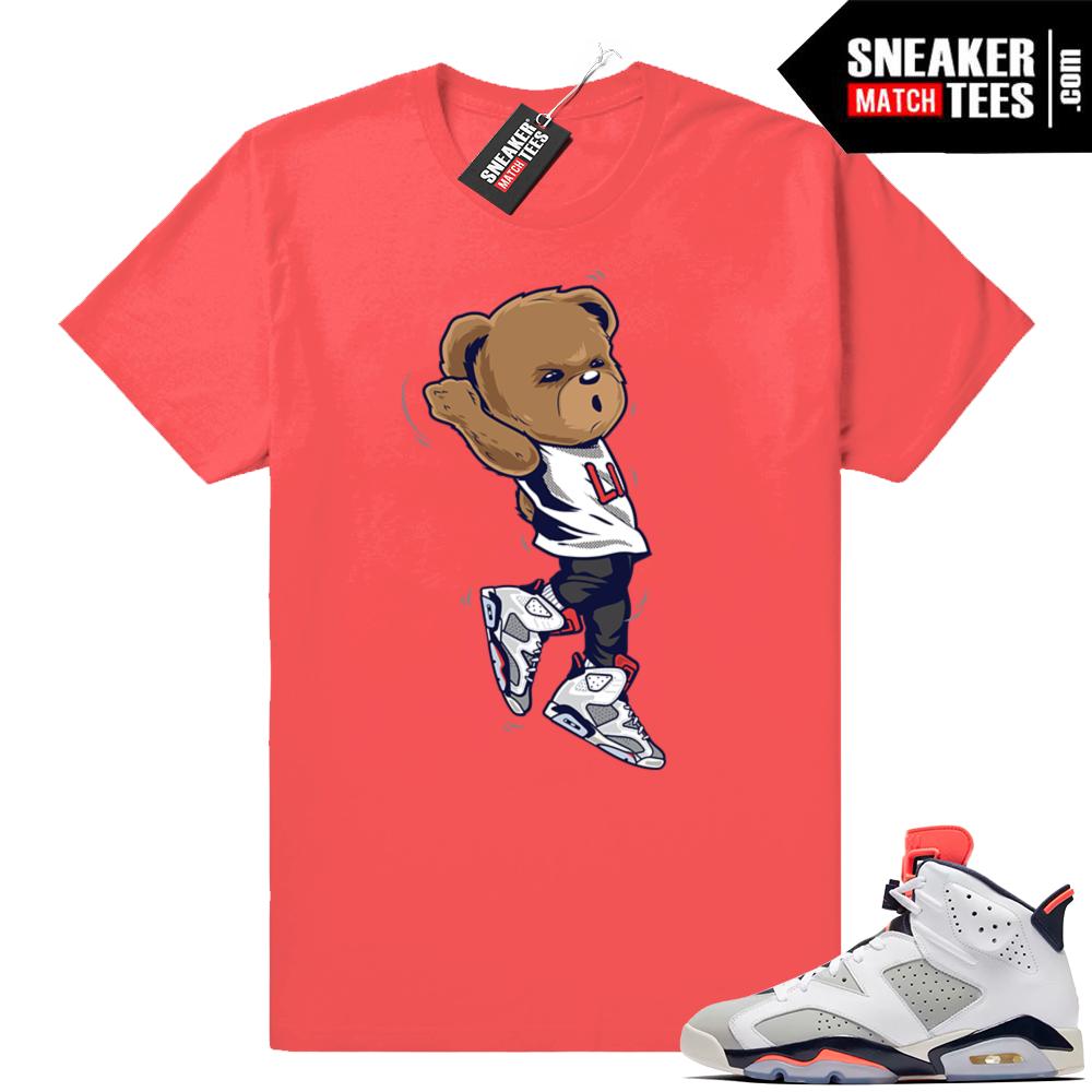 Infrared Tinker 6s shirt