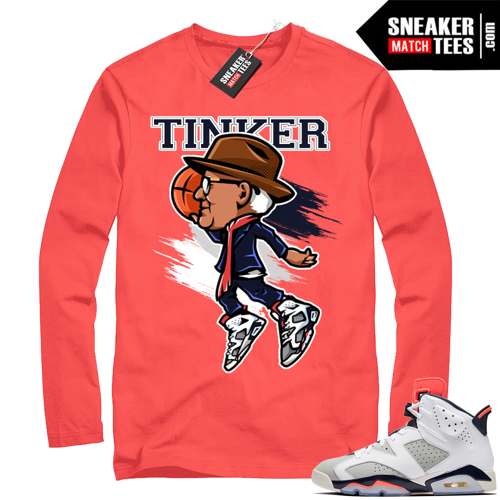 Infrared tinker 6 long sleeve shirt