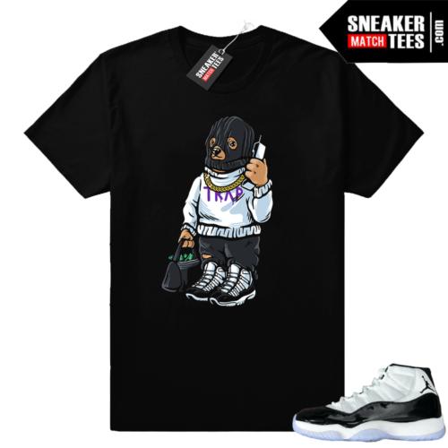 Jordan 11 Concord Trap Bear Shirt