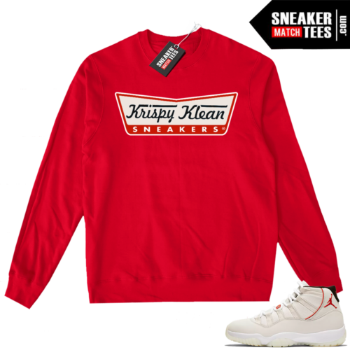 Jordan 11 Crewneck sweater