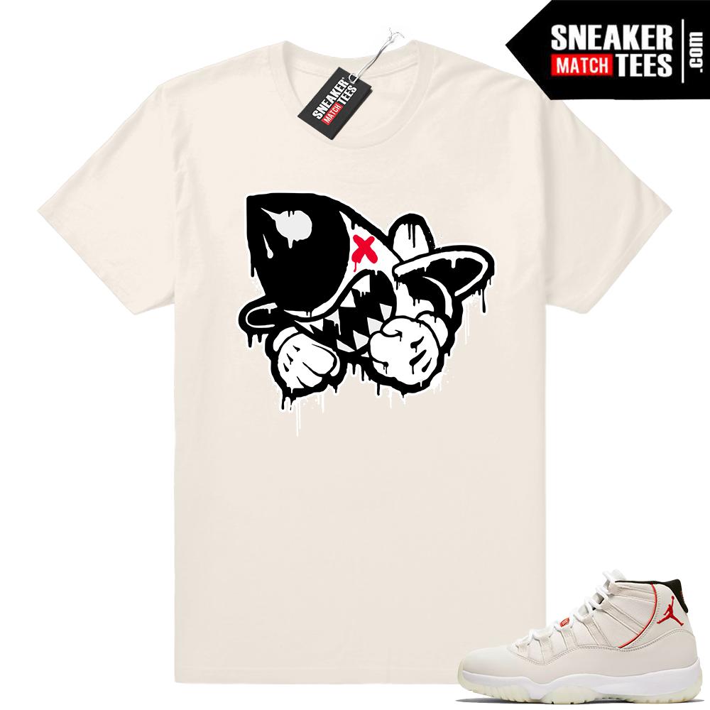 Jordan 11 shirt match