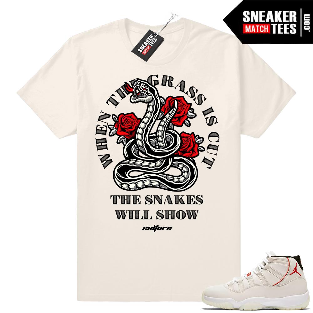 Jordan 11 shirt outfit match