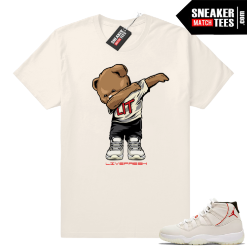 Jordan 11 sneaker t-shirts