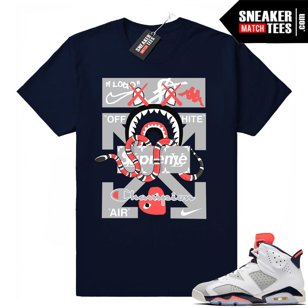 Jordan 6 shirts to match