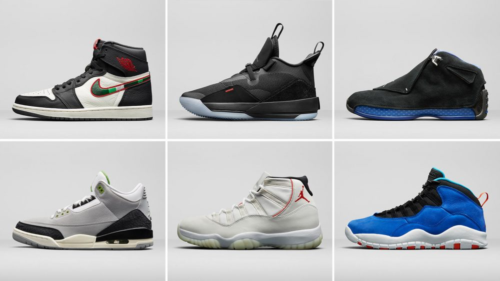 Jordan Holiday 2018 lineup
