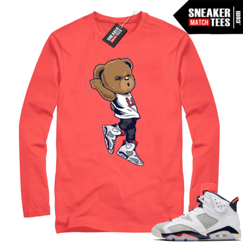 Jordan Infrared shirt Tinker 6s