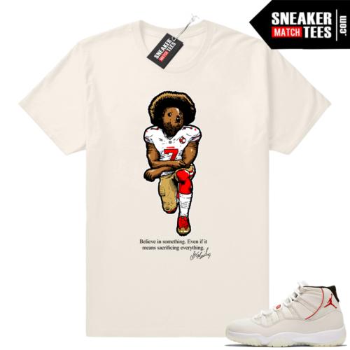 Jordan shirts Platinum Tint 11