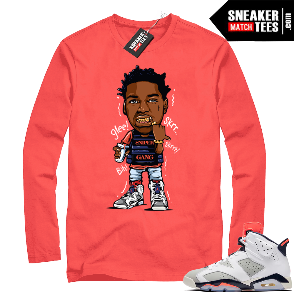 Kodak Black Sniper Gang Vest Infrared shirt
